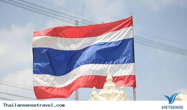 Ý nghĩa của quốc kỳThái Lan là gì ? Các giai đoạn phát triển của Quốc Kỳ Thái - Ảnh 2