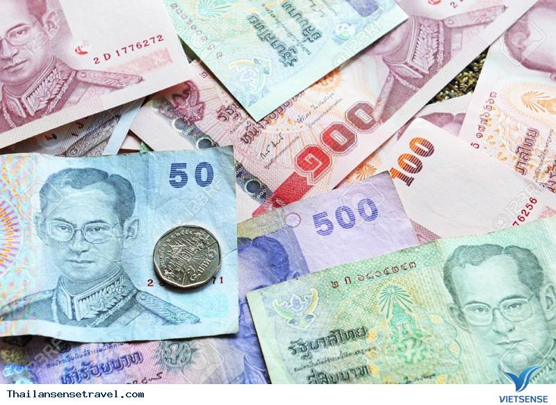 Đổi Tiền Khi Đi Du Lịch Thái Lan