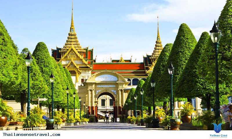 Địa Điểm Du Lịch Tại Bangkok Thái Lan