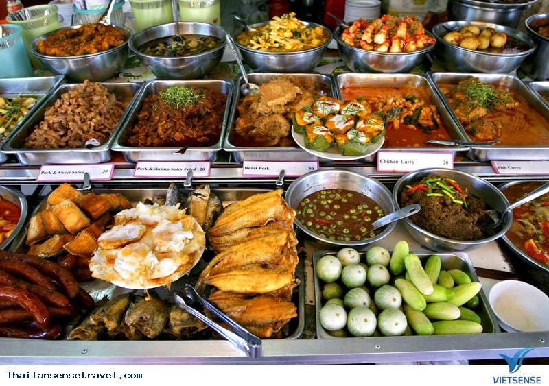 Ẩm Thực Tại Thái Lan