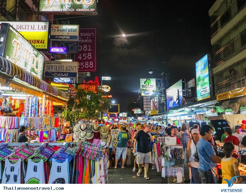 Mua Sắm Tại Bangkok